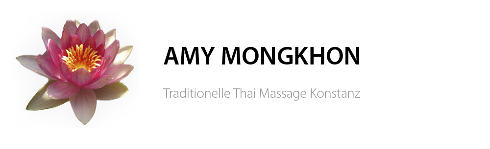 Amy Mongkhon – Traditionelle Thai Massage Konstanz